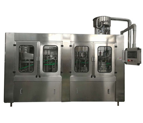 3in1 Water filling machine