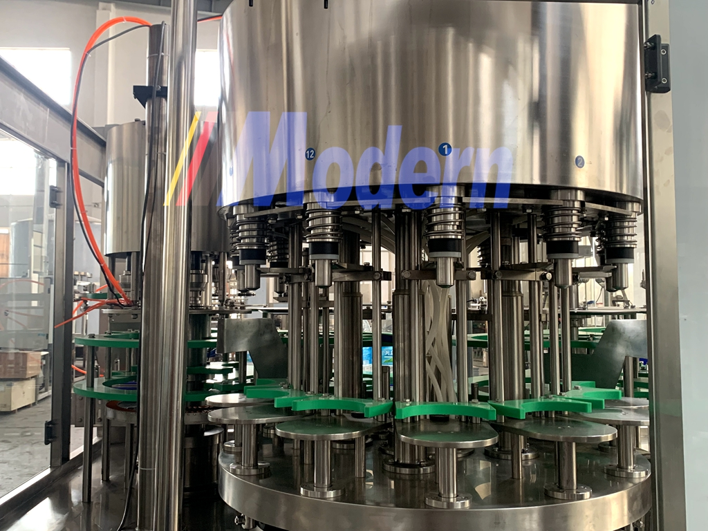 3 In 1 Filling Machine For Large Bottles Of Water