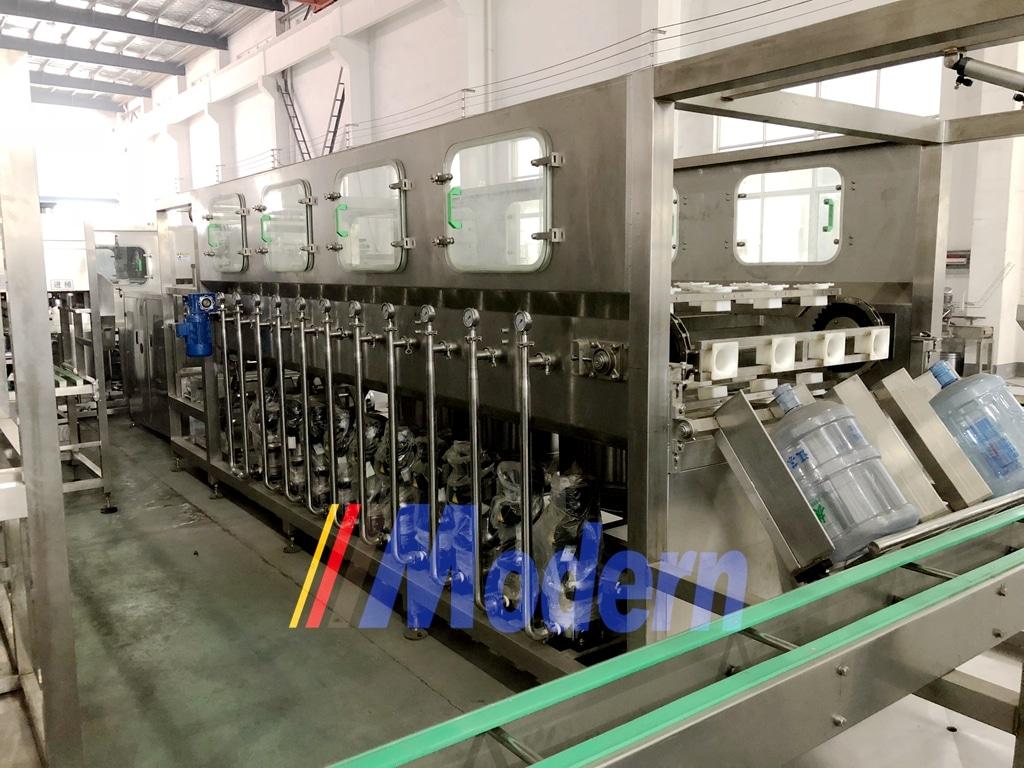 300BPH 5 Gallon Bottling Equipment