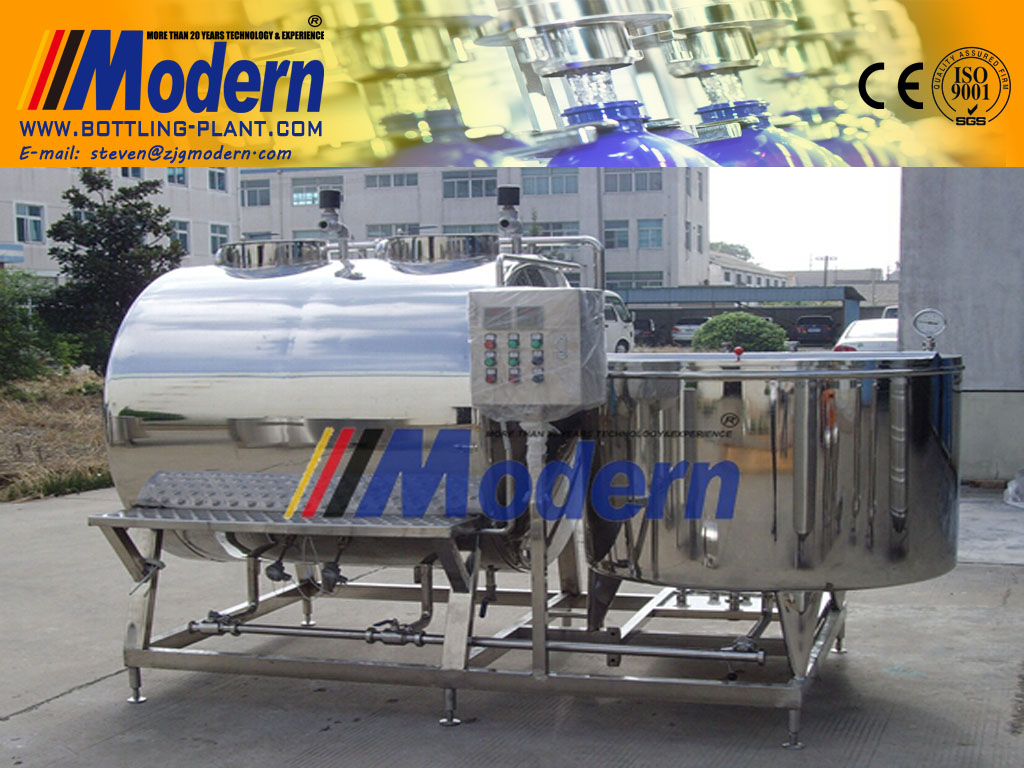CIP-cleaning-machine
