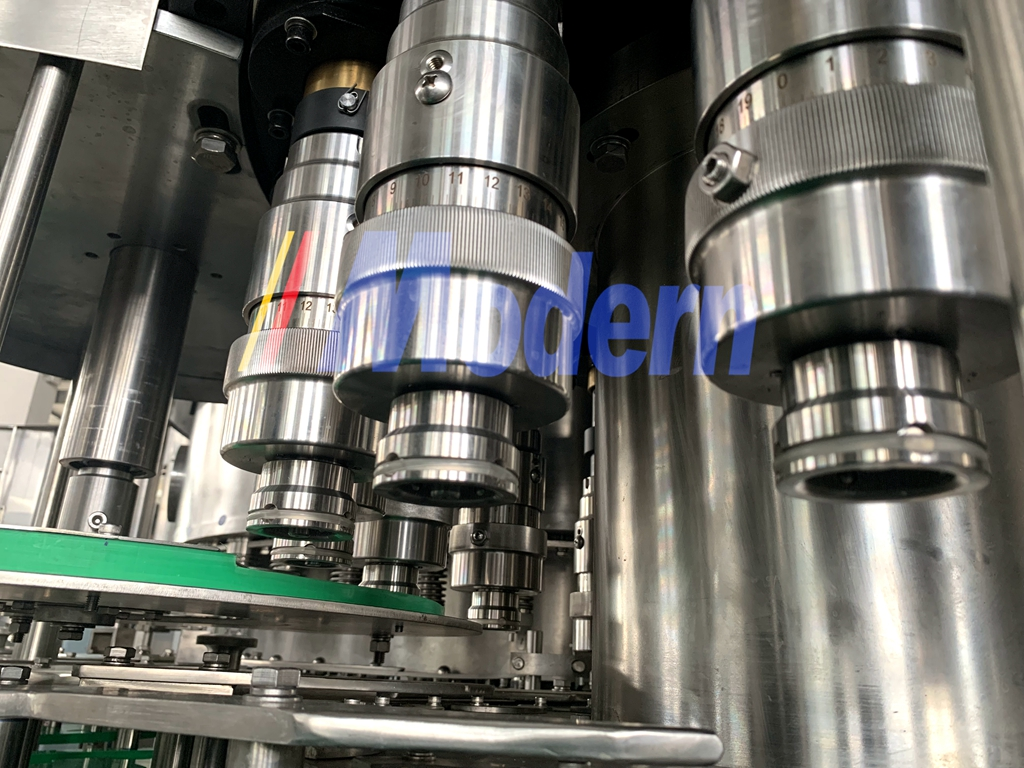 Automatic No-Gas Water Filling Bottling Machine