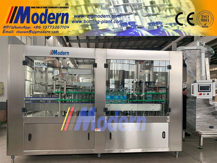 10L water filling machine