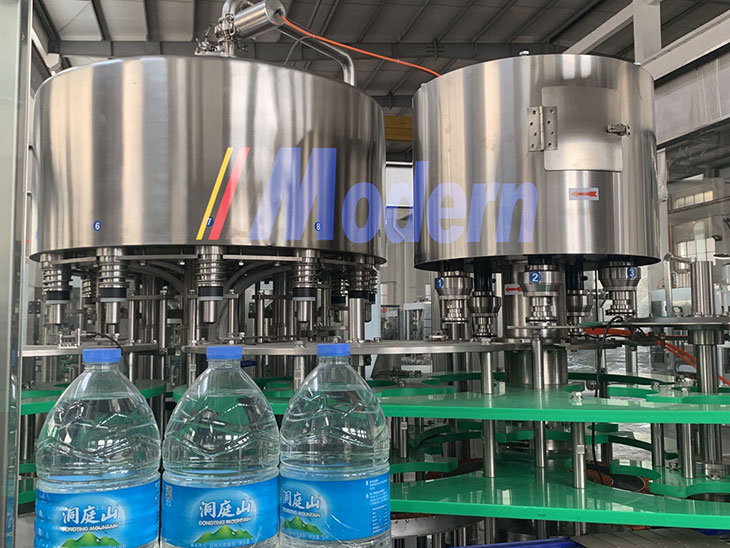 10L Large Bottle Water Liquid Filling Machine