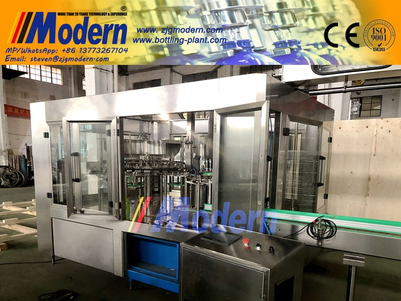 Automatic Water Filling Equipment
