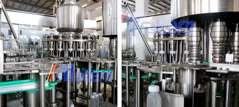 Juice Production Machine