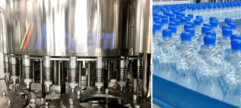 PET Bottle Spring Water Filling Equipment
