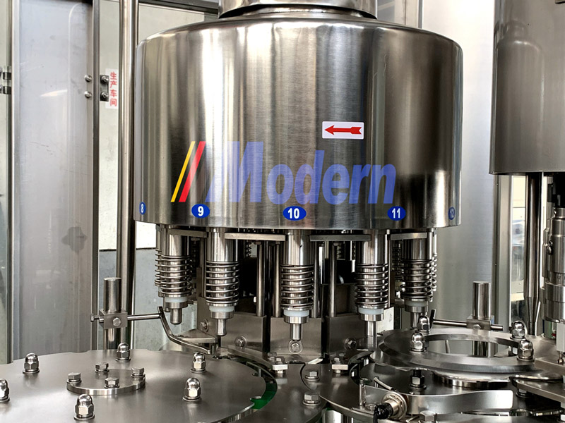 Purified Water Bottling Machine