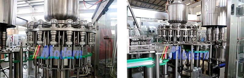Small Juice Beverage Production Line