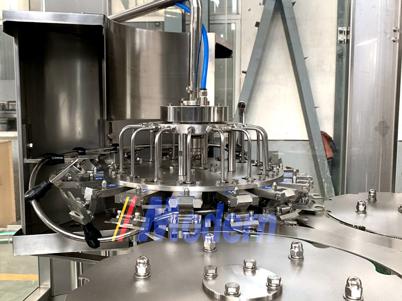 Automatic Bottled Water Production Line