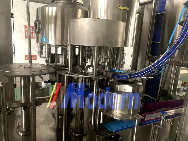 Automatic Purified Water Filling Machine