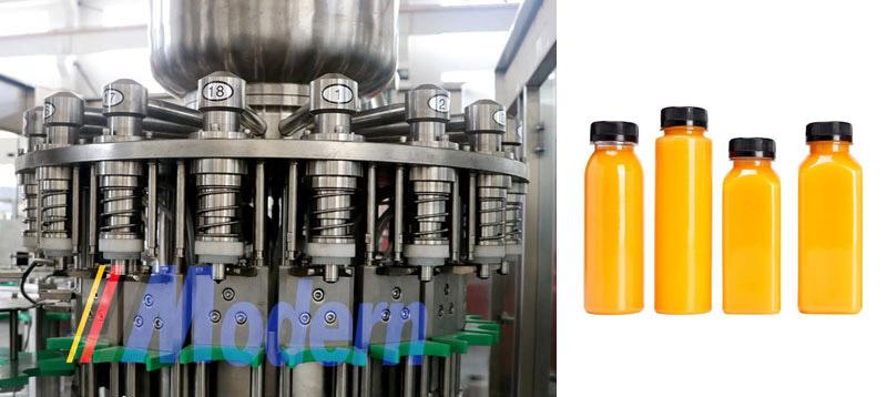 Juice Bottle Packing Machine