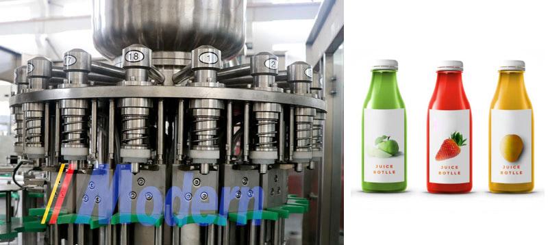 Fruit Juice Bottling Machine