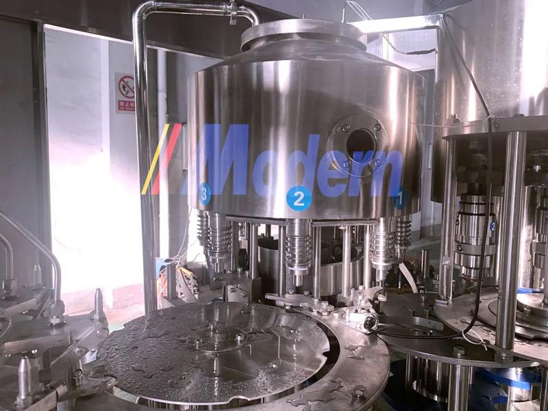 Mineral Water Filler