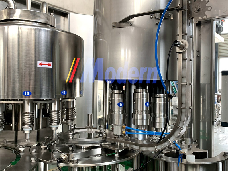 Mineral Water Filling Equipment