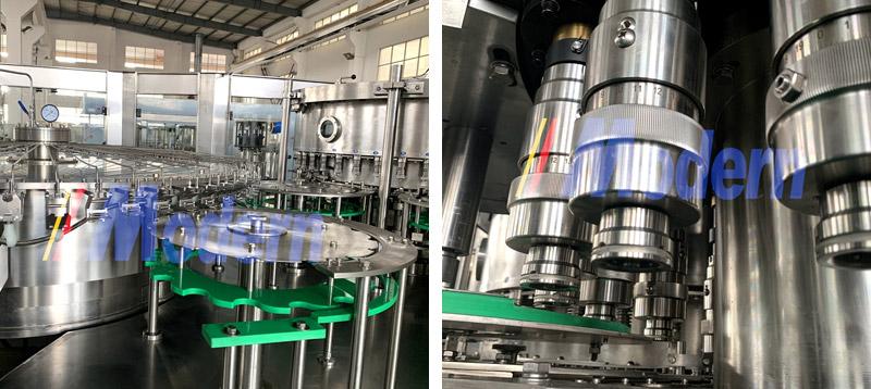 Rotary Pure Water Bottling Machine