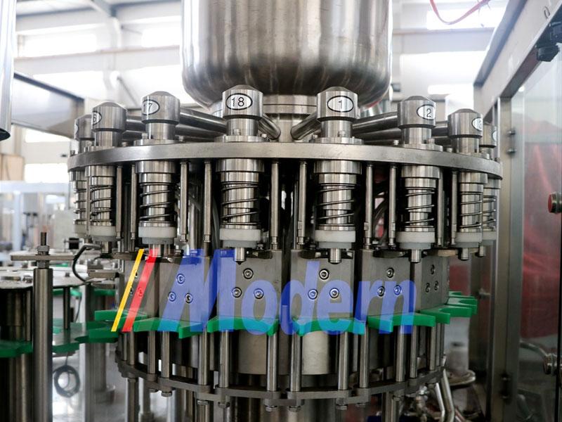 Complete Juice Production Line