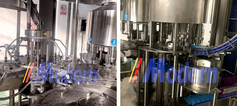 Complete Water Production Line