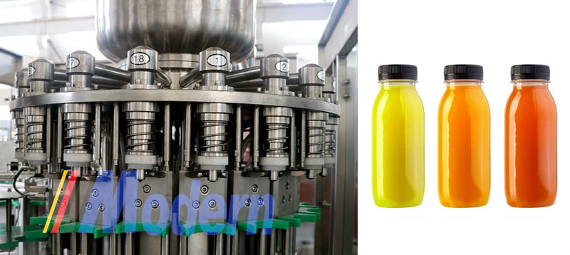 Juice Beverage Filling Equipment