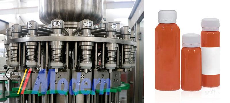 Juice Bottling Line