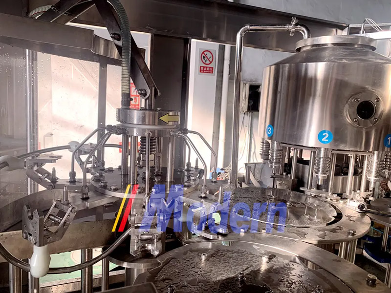 Pure Water Filling System