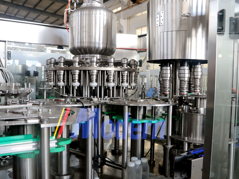 Small Scale Juice Bottling Equipment
