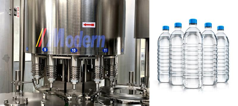Spring Water Bottling Machine