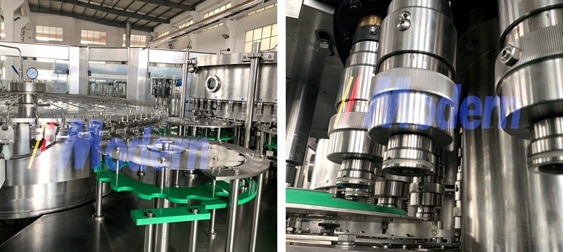Spring Water Filling Production Line