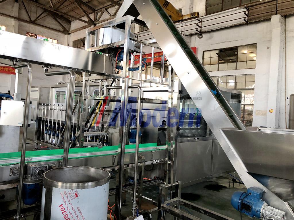 Barreled Bottle Water Equipment