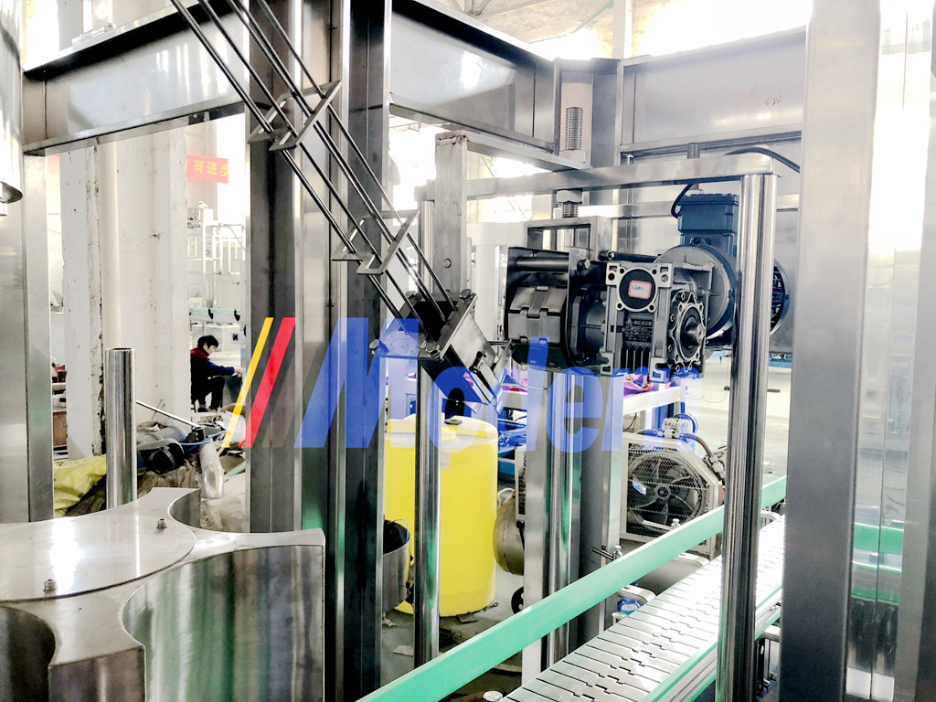 Barreled Water Filling Machine