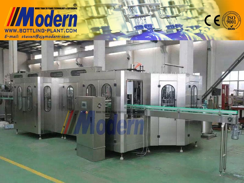 PET Bottle Water Bollting Production Line